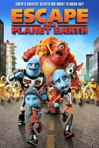 Escape From Planet Earth - UV HDX (Digital Code)