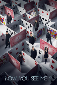 Now You See Me 2 - UV HDX (Digital Code)