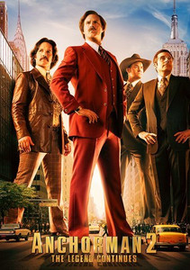 Anchorman 2: The Legend Continues - iTunes HD (Digital Code)