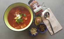 Use our Tomato Ndambe as a soup base