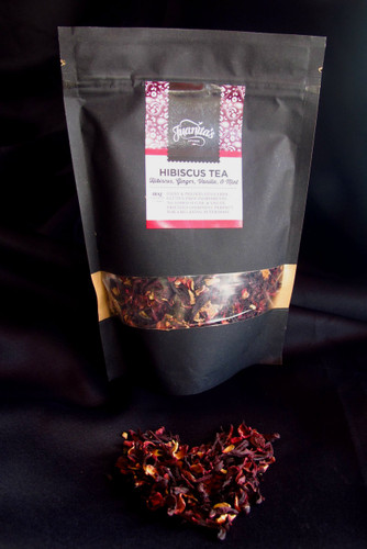 Juanitas Kitchen Hibiscus Tea