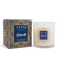 Trapp Fragrances Seasonal Hearth Candle