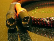Reference Grade XLR Balanced Interconnect Pair Cable