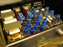 High-End Tube Pre-Amp modified from Famous JDS JP200