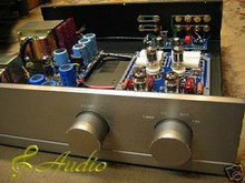 High-End Tube Pre-Amp modified from Famous Cary SLP90