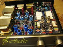 High-End Tube Pre-Amp modified from Famous ARC SP10