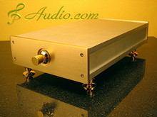 High-End Solid Aluminum Case for DIY Audio Equipment