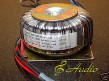 60W 9V+9V Transformateur torique - d'ampli DIY