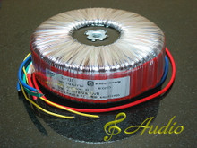 150W 22-0-22V+12V Ultra-Thin Toroid Power Transformer