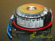 100W 6V+6V Toroid Power Transformer for DIY Audio