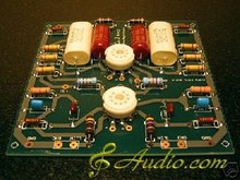 Tube PreAmp Finish PCB Upgraded design for C.J. PV-12
