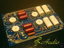 Tube PreAmp Finish PCB - Upgraded design for Cary SLP90