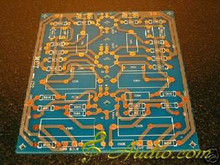 Tube PreAmp Bare PCB - Upgraded design for Mcintosh C22