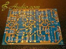 Tube Phono Amp Bare PCB - Upgraded Marantz 7 Design