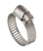 """Hose Clamp ALL SS 5/16"""" Band - """"Micro"""""""