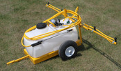 25 Gallon Yard Sprayer, Yellow