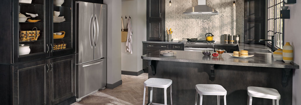 Kraftmaid One Kitchen and Bathroom Cabinetry