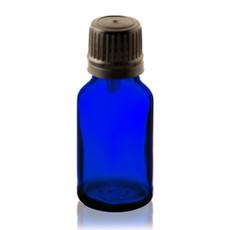 Euro Dropper Bottles 20 ml Cobalt BLUE