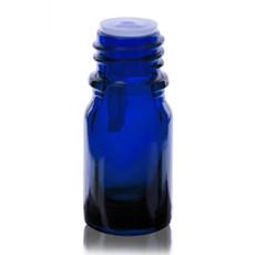 Euro Dropper Bottles 5 ml Cobalt BLUE