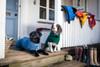 Ruff and Tumble Drying Coats