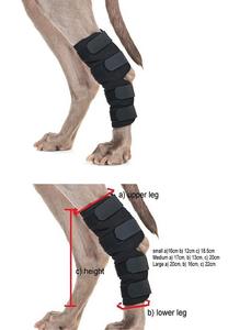 Back on Track® Hock/Ankle Wraps (Hock Brace)