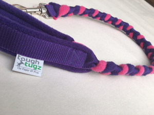 Fleece Tuggy Clip Lead Thin