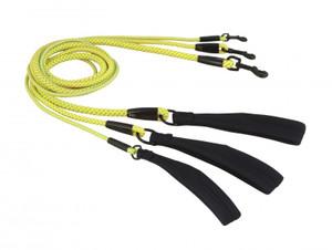 Hurtta High Visibility Dazzle Rope Leash