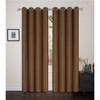 """Blackout Window Curtain Panel with Grommets, Maddie Single Panel, 54""""x84"""""""