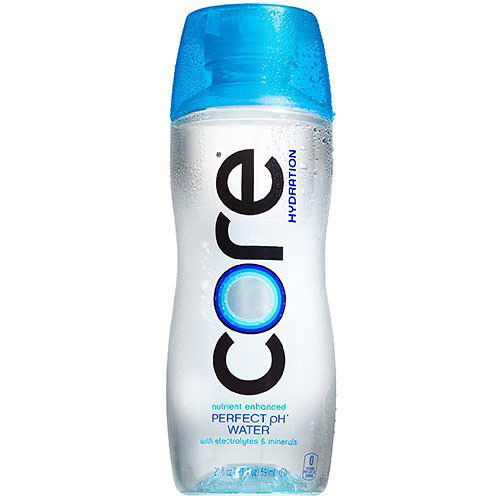 Core Hydration Nutrient Enhanced Water, 20 Ounce (Pack of 12)