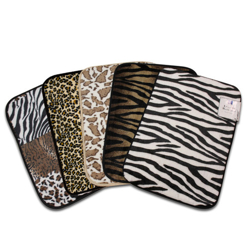Animal Design Bath Mats