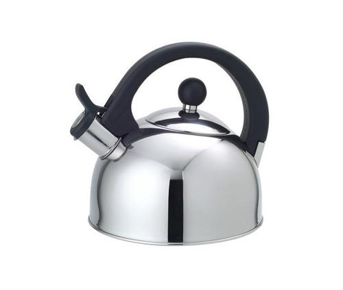 Stainless Steel Whistling Tea Kettle 2.5L