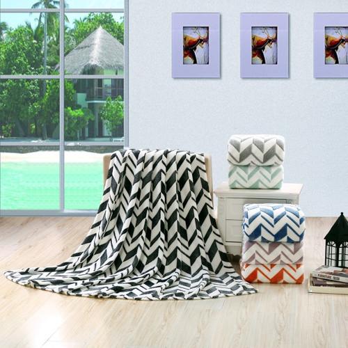 Arrow Micro Plush Blankets, Soft Light weight Throw Blankets