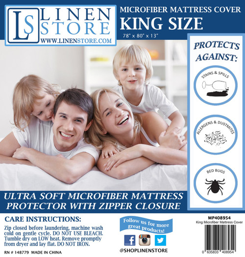 Mattress Cover, Bed Bugs Shield
