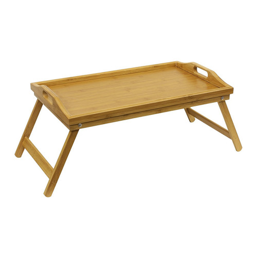 Bed Tray Bamboo With Folding Legs (BT01014)