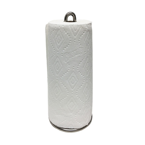Nickel Plated Paper Towel Holder (LS-PH025054)