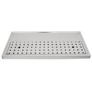 "Platform Drip Tray, 31 1/2"" x 15 3/4"""