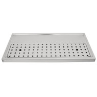 "Platform Drip Tray, 39 3/8"" x 19 5/8"""