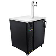 Kegerator KEGBAR BB-100, digital thermostat