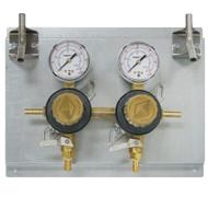 Regulator Panel, Secondary panel with 2 sec. regs