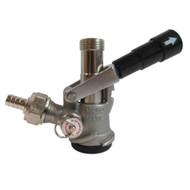 MicroMatic Keg Coupler, D type, 304 st. steel, MM