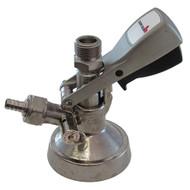 MicroMatic Keg Coupler, G type, MM (Bass, Grolsch, Tennent's, Boddington's)