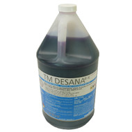 Beer line Cleaner, 1 Gal beverage system cleaner, TM DESANA IC LIQUID, 2 in 1 color verification