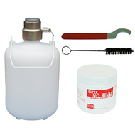 Direct Draw System 1.3 Gal Cleaning Kit, D valve