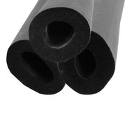 """1 1/8"""" ID Insulation Tube, 1/2"""" Wall Thickness, 6' long"""