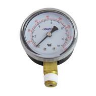 Regulator Part, 160lbs Regulator gauge