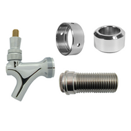Complete Faucet & Shank Assembly for Italian Towers