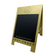 Chalk Board Lost Craft