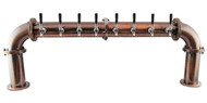 European Style Tower PONTE 8, Copper Brushed