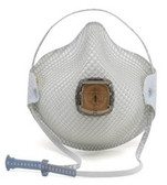 2700N95 Series N95 Disposable Respirator with HandyStrap® and Ventex® Valve