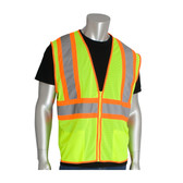 ANSI Class 2 Value Two-Tone Mesh Vest